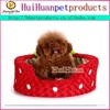 2015 top selling soft beautiful popular nice wholesale dog bed&house