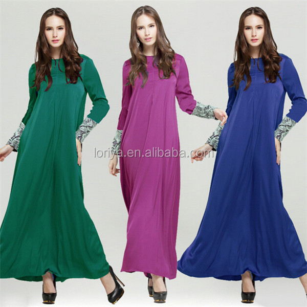 Cheap price Maxi tunisian kaftan factory directly sale OEM service