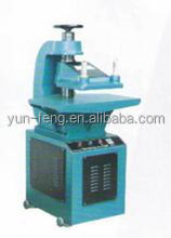 Top Quality Top Manufacture Hydraulic Hole And Bag Handle Manual Punching Machine