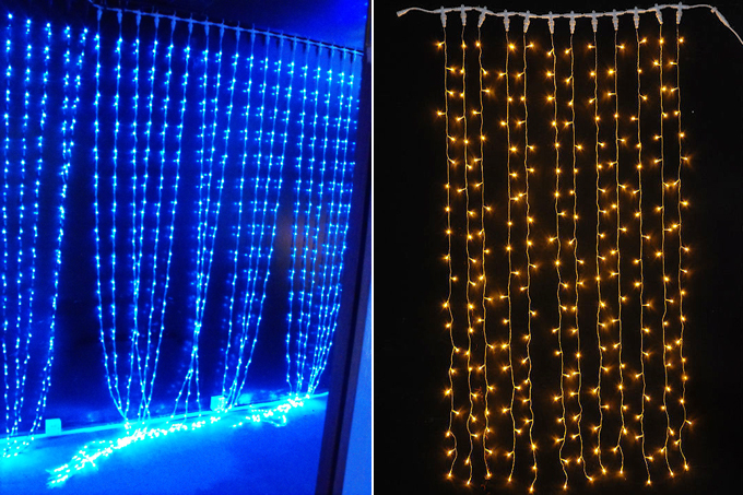 Waterproof Decoration Blue Led Christmas Lights Clearance ...