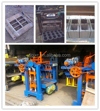 High density cement concrete brick makingmachine for sale