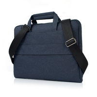 Canvas 15.4inch Tablet PC Laptop Bag Handbag With Shoulder Strap for MacBook Accer
