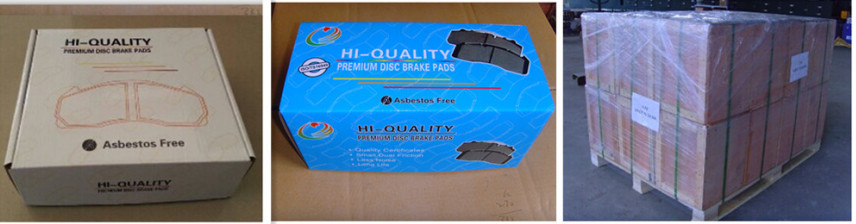 best selling truck brake pad for Actros 0064205320/a0064205320