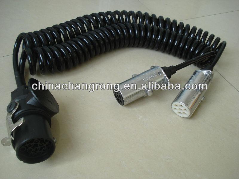 Elektrische Spule,Adapter Spule 3.5mt 15 Pin 2 Von 7-polig 24v Tpe ...