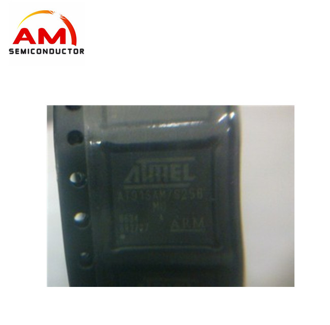 AT91SAM7S128C-MU Microcontroller 128K Flash SRAM 32K ARM based microcontroller