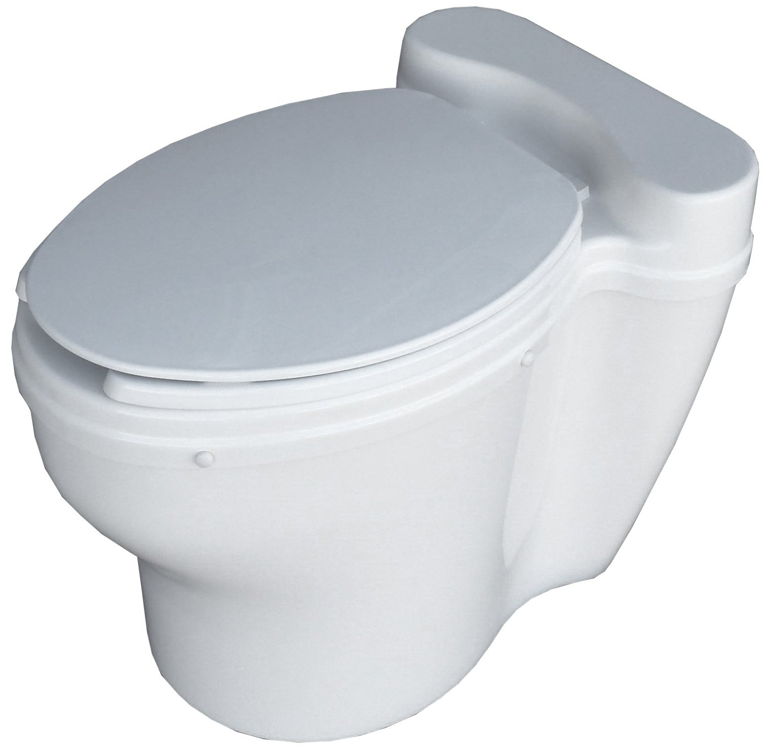 Duravit 2160510000 Durastyle One Piece Toilet Bowl With White Siphon Jet Elongated