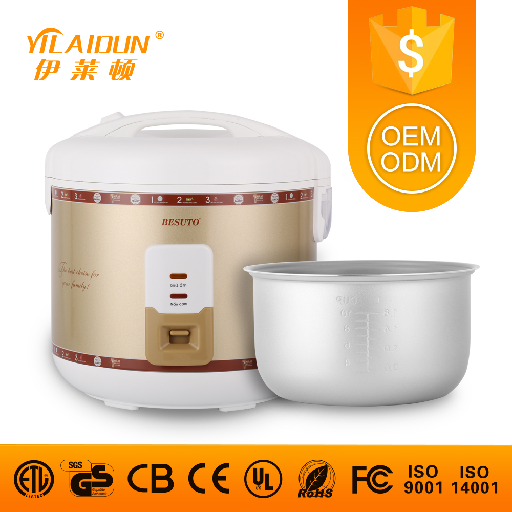 Order products from china wholesale separate lid intelligent mini rice cooker