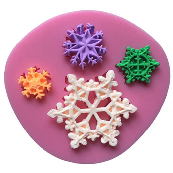 3d custom silicone christmas animal soap molds