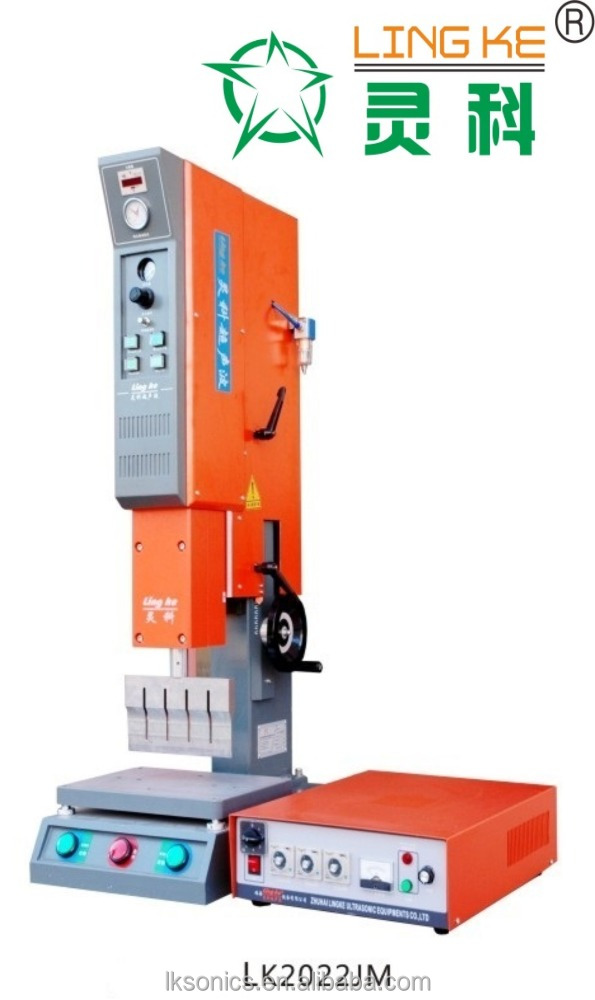 PVC/Plastic Ultrasonic welding Machine Price for Widely Used