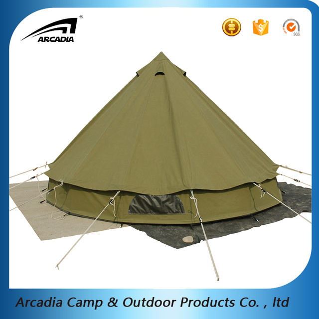 4m Waterproof Cotton Canvas Family C&ing Bell Tent With Chimney Hole  sc 1 st  Alibaba & Buy Cheap China waterproof cotton canvas tent Products Find China ...