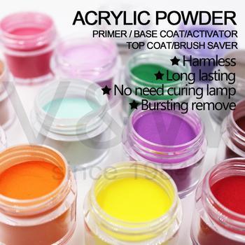 Pearl Gel Nail Acrylic Polymer Powder For
