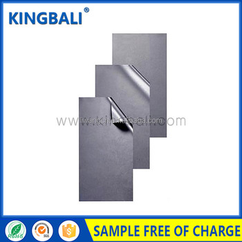 KingBali NFC/RFID Mobile Payment Thin Wave Absorbing Ferrite Absorber Sheet wholesale
