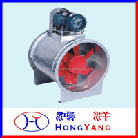 HY-Low-noise Centrifugal Axial-flow Ventilator