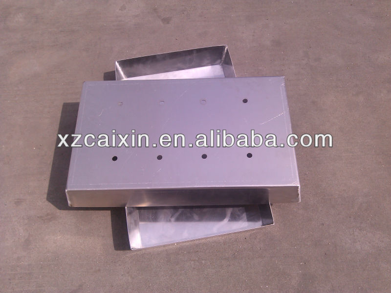 aluminum sheet welding tray,bottom of the freezing box unit, tools for seafood fast chilled processing