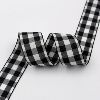 Black And White Checkered Ribbon Buy Ribboncheckered Ribbon