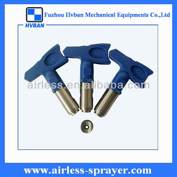 Reverse Airless Spray Tips