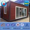 Flat Pack modern design Best Price Prefabricated Container House