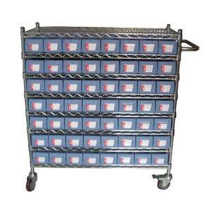 spare parts organizer wire shelving rack system