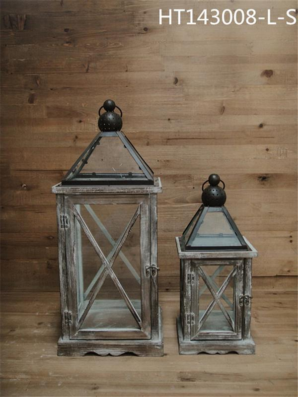 decorative bamboo lantern made in China