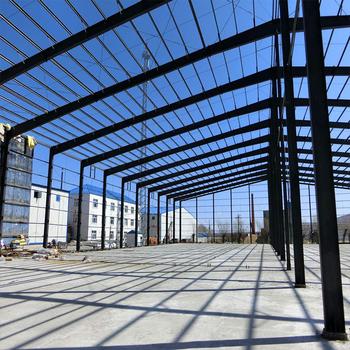 Elegant Light Gauge Steel Frame Building Design Steel Structure Warehouse Workshop  JHX SS3028 L