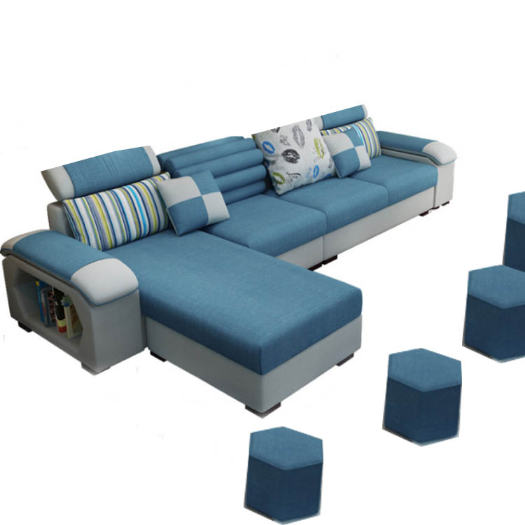 Astonishing Modern Sofa L Shaped Small Space Sofa Design Bed Sofa Set Buy Modern Sofa Set L Shaped Sofa Set Bed Sofa Set Product On Alibaba Com Forskolin Free Trial Chair Design Images Forskolin Free Trialorg