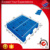 1200x800 single faced shipping heavy duty steel reinforced racking plastic pallet
