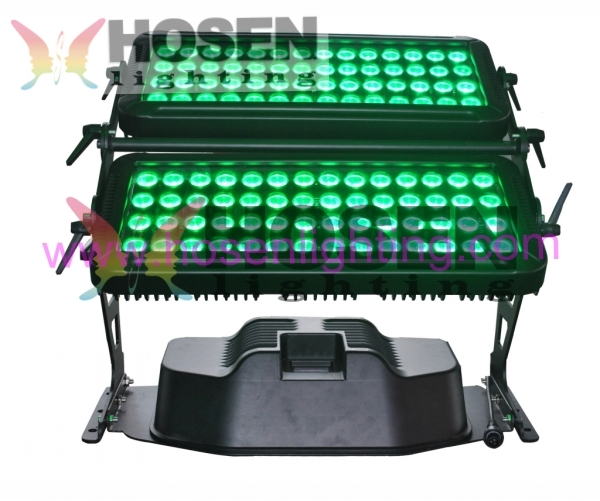 LED City Color 112X10W RGBW outdoor waterproof