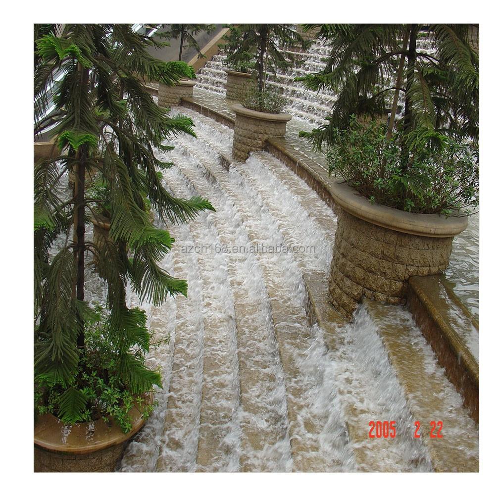 Fuente de pared fuentes de interior cascadas fuente de for Fuente agua interior