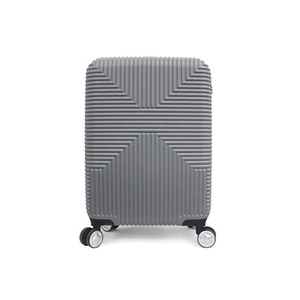 Promotion ABS Luggage With Carry On Airport Trolley Suitcase Bag