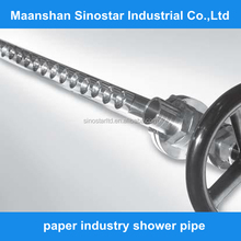 paper and pulp industry high pressure complete shower oscillator