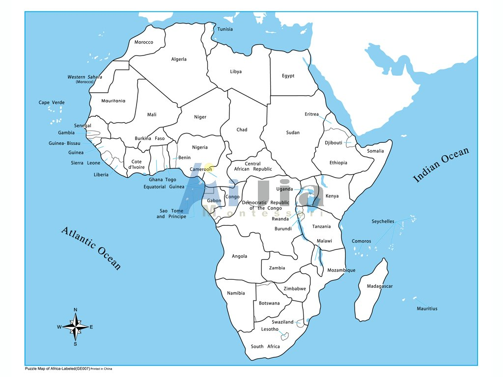 Afrika Karte Deutsch.Montessori Beschriftete Afrika Kontrollkarte Buy Montessori Material Montessori Ausrüstungen Montessori Spielzeug Product On Alibaba Com