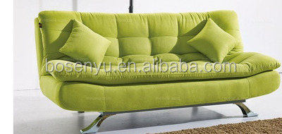 Fancy space saving sofa bed with cover