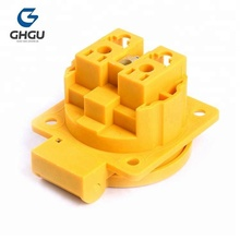 Safety Professional Medical Machinery Female Industrial Plug Socket