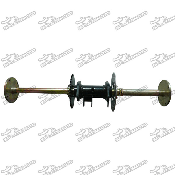 Atv Quad 200cc 250cc Rear Axle Assembly - Buy 200cc Atv Axle,250cc Atv Rear  Axle,Quad 250cc Axle Product on Alibaba com