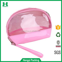 PVC net cases wholesale travel cosmetic boxes and bags