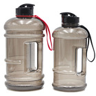 High quality hot selling 2.2L reusable liters gym sports water bottle for fitness