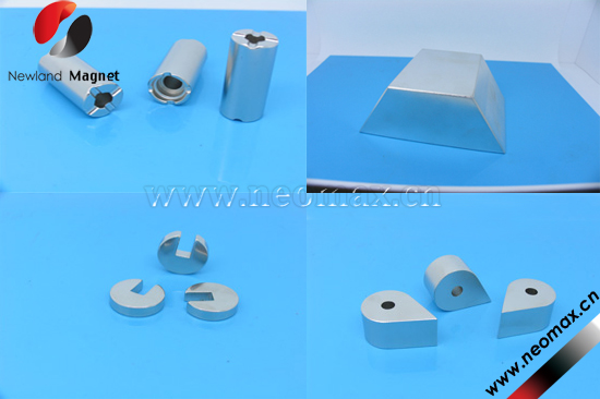 Magnetic Washer with countersunk