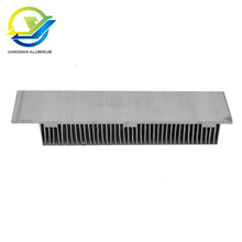 Aluminium heat sink Industrial profile made in China