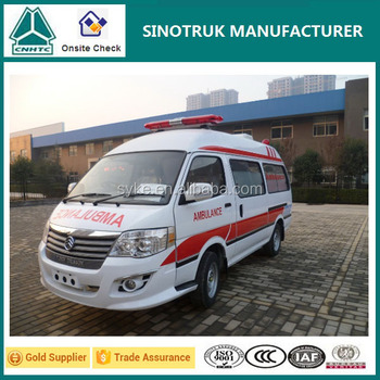 Fully Equiped New Ambulance/4x2 Rhd Ambulance For Sale - Buy New Ambulance  Sale,Ambulance For Sale,Ambulance Dimensions Product on Alibaba com