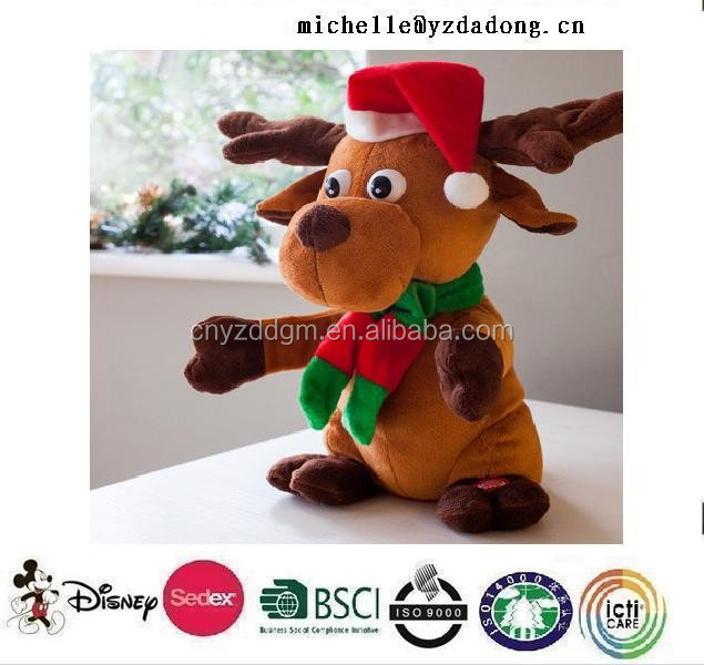 plush musical christmas toysinging christmas toyssinging and dancing christmas toys buy plush musical christmas toysinging christmas toyssinging and - Singing Christmas Toys