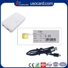 2.1inch Bluetooth ESL electronic shelf label no paper