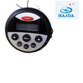 Waterproof mp3 Car radio with bluetooth for yacht sauna spa shower bathroom kitchen golf cart atv utv