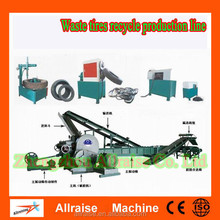 High Efficient Waste Tire Recycling Machine