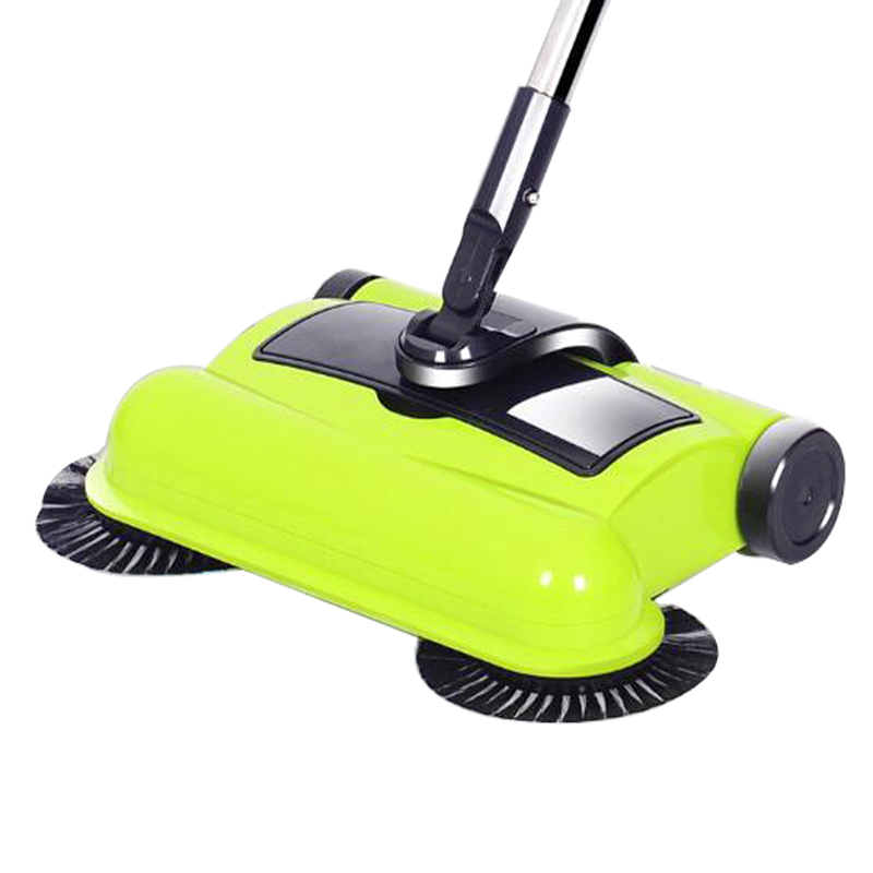 Simple House Keeping Hand Push Sweeping Broom Sweeper Vacuum Cleaner Broom
