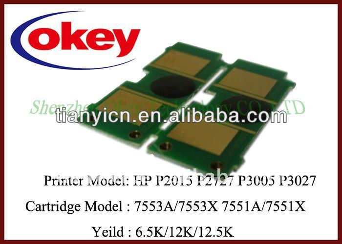 Chip Resetter for 2015 Laser Printer