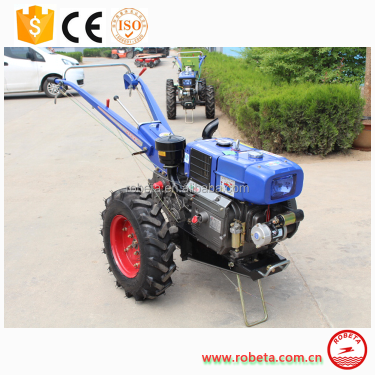 Chinese power tiller walking tractor in bangladesh