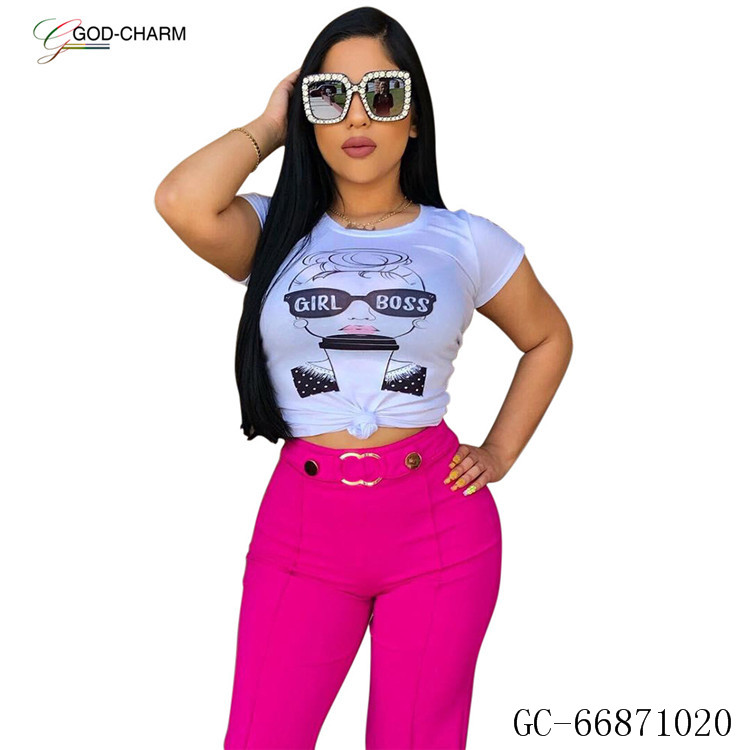 GC-66871020 Wholesale Free sample testing hot new arrival fashion sex casual t shirt with short sleeve