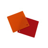 Kitchen Insulation Silicone Pad For Glass Table Tops Silicone Hot Pot Mat Thermal Insulation Pad