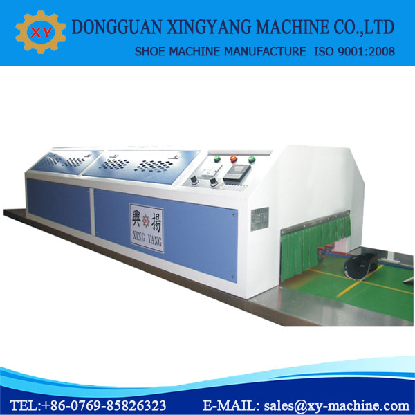 NIR Drying Oven For Footwear Manufacturing Machine