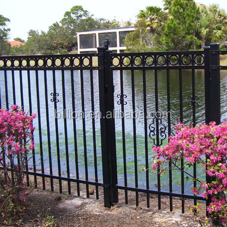 wrought iron privacy fence. Wrought Iron Fence Privacy Panels, Panels Suppliers And Manufacturers At Alibaba.com